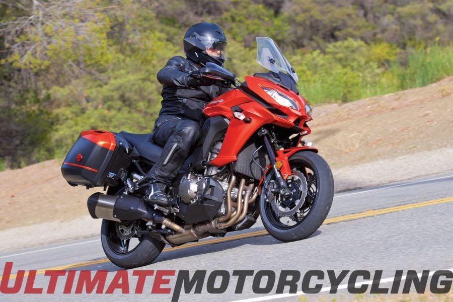 10 Best 2015 Motorcycles   Kawasaki Versys 1000 LT