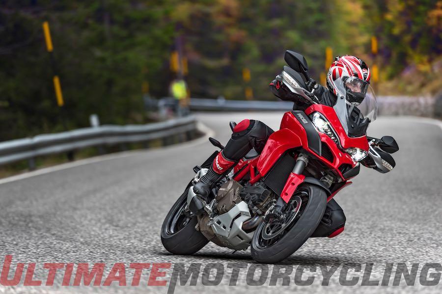Ducati Multistrada 1200 Recall for kickstand Issues