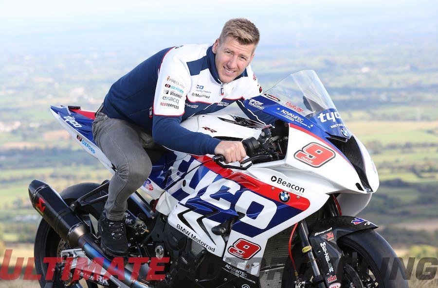 2016 TT - Ian Hutchinson Confirmed for TAS BMW