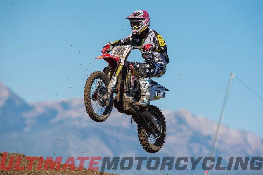 Justin Bogle to 450 Supercross Class with GEICO Honda
