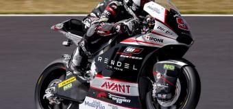 2015 Moto2 Champion – Johann Zarco