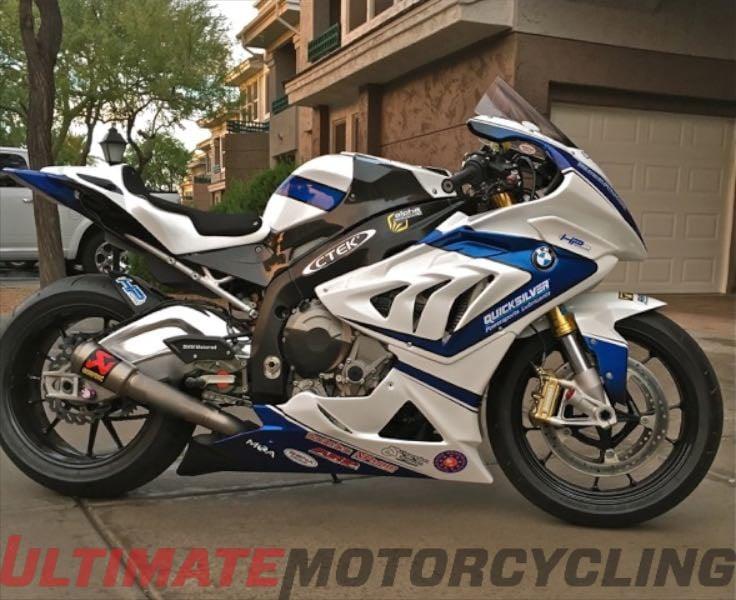 Bmw S1000rr For Sale >> Valerie Thompson Returns to Texas Mile on SBK-Spec S1000RR