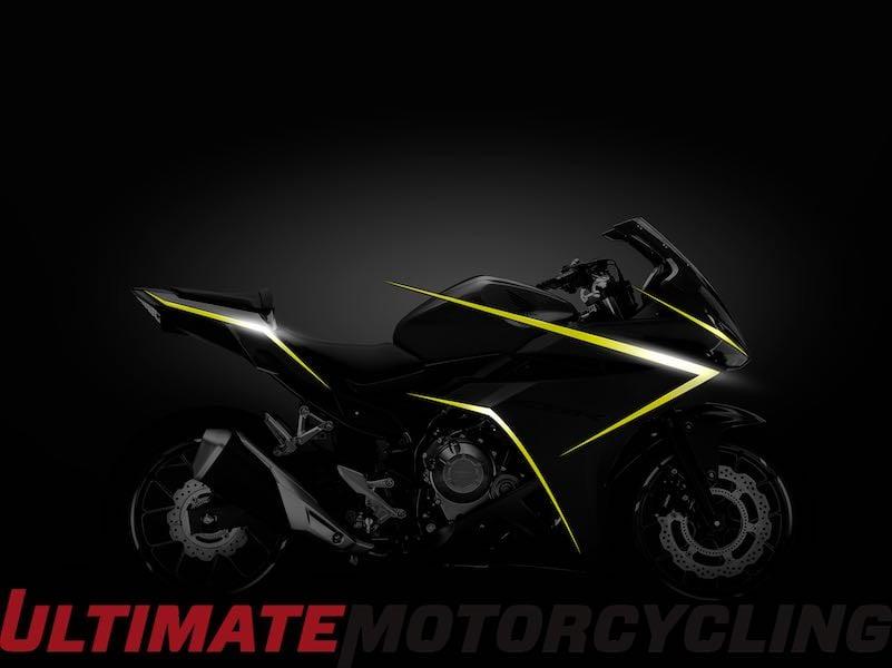 2016 Honda CBR 500R to Debut at AIMExpo