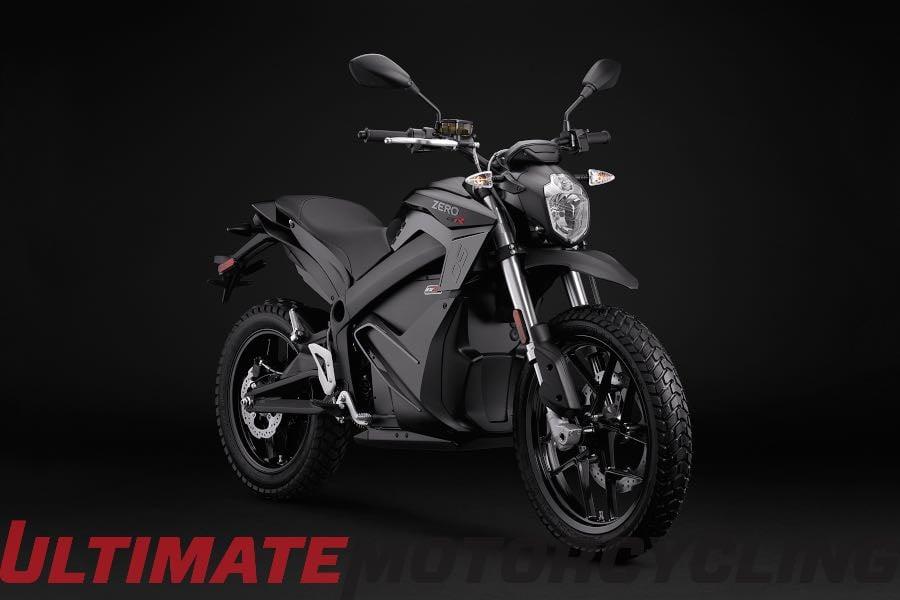 2016 Zero Motorcycles DSR