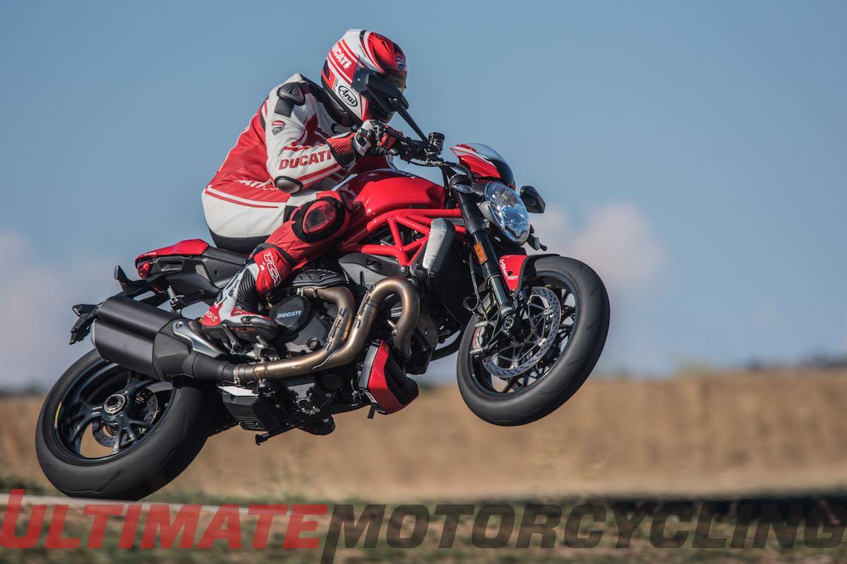 Ducati Motorcycles | Sales Top 50,000 Before Year's End