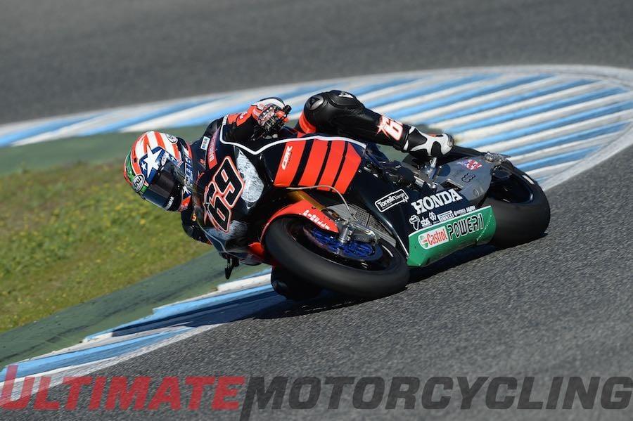 Nicky Hayden Tops Lap Record at Jerez SBK Test
