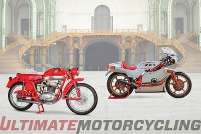 1954 MV Agusta Disco Volante and 1980 Bimota SB2
