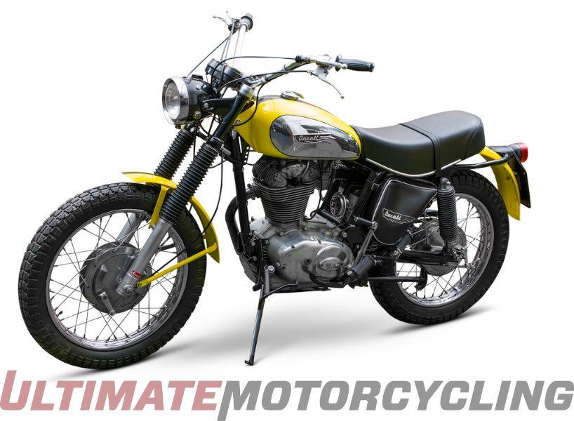 1972 Ducati Scrambler 450