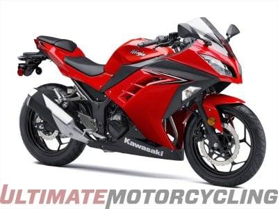 2016 Kawasaki Ninja 300 weight