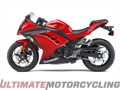 2016 Kawasaki Ninja 300 mpg