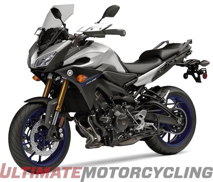 2016 Yamaha FJ-09 horsepower