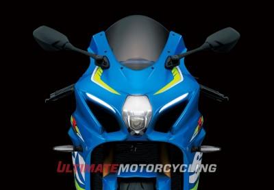 2017 Suzuki GSX-R1000 Concepts studio