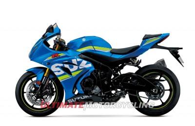 2017 Suzuki GSX-R1000 Concept left side
