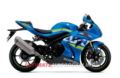 2017 Suzuki GSX-R1000 Concept studio