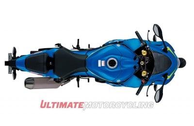2017 Suzuki GSX-R1000 Concept Torque