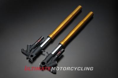 2017 Suzuki GSX-R1000 Concept forks