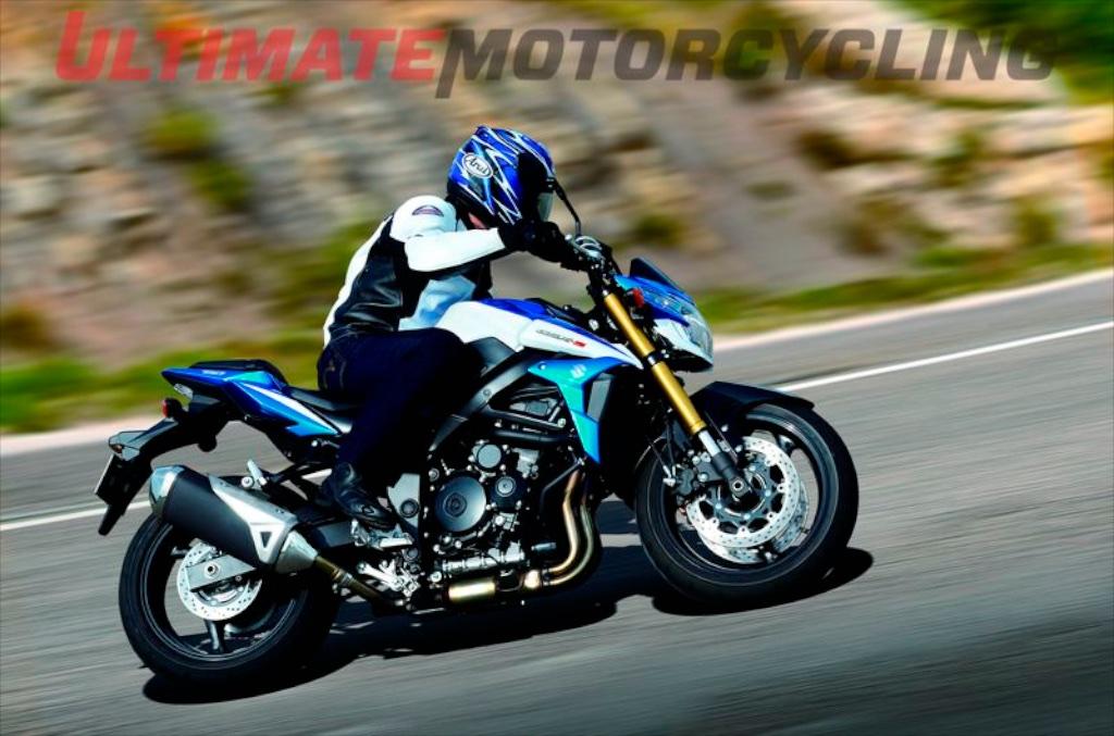 Top 15 New Motorcycles Ridden In 2015   Suzuki GSX-S750