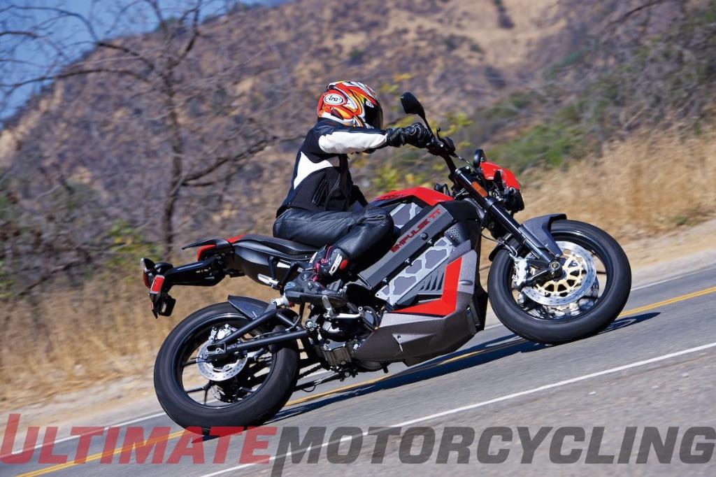 Top 15 New Motorcycles Ridden In 2015   Victory Empulse TT