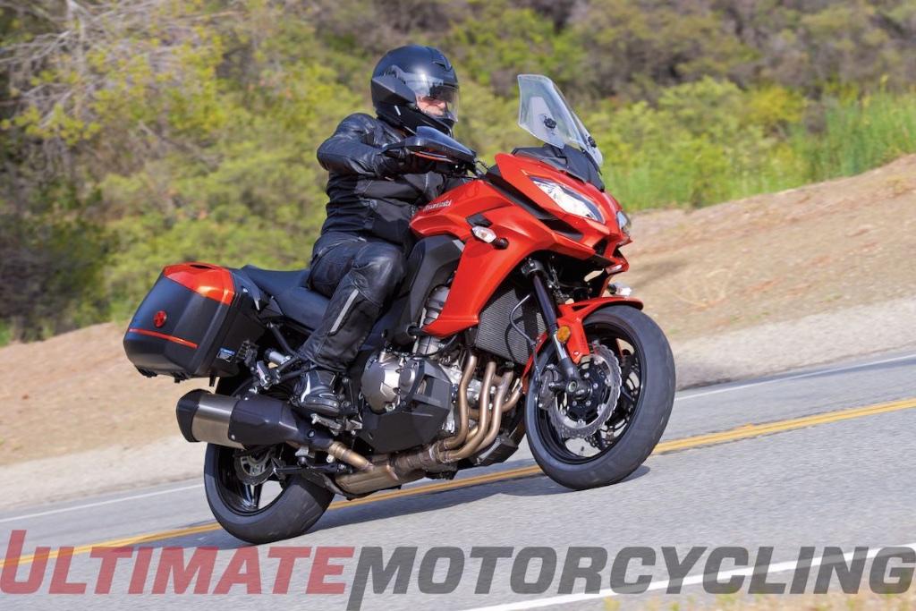 Top 15 New Bikes Ridden In 2015  Kawasaki Versys 1000
