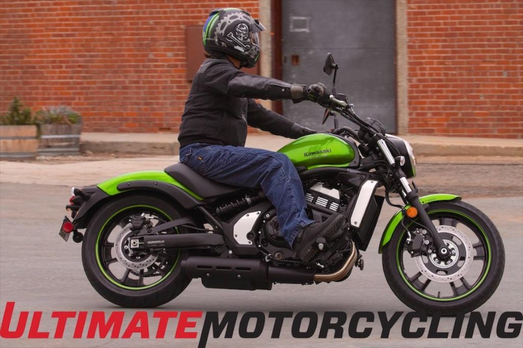 Top 15 New Motorcycles Ridden In 2015   Kawasaki Vulcan ABS