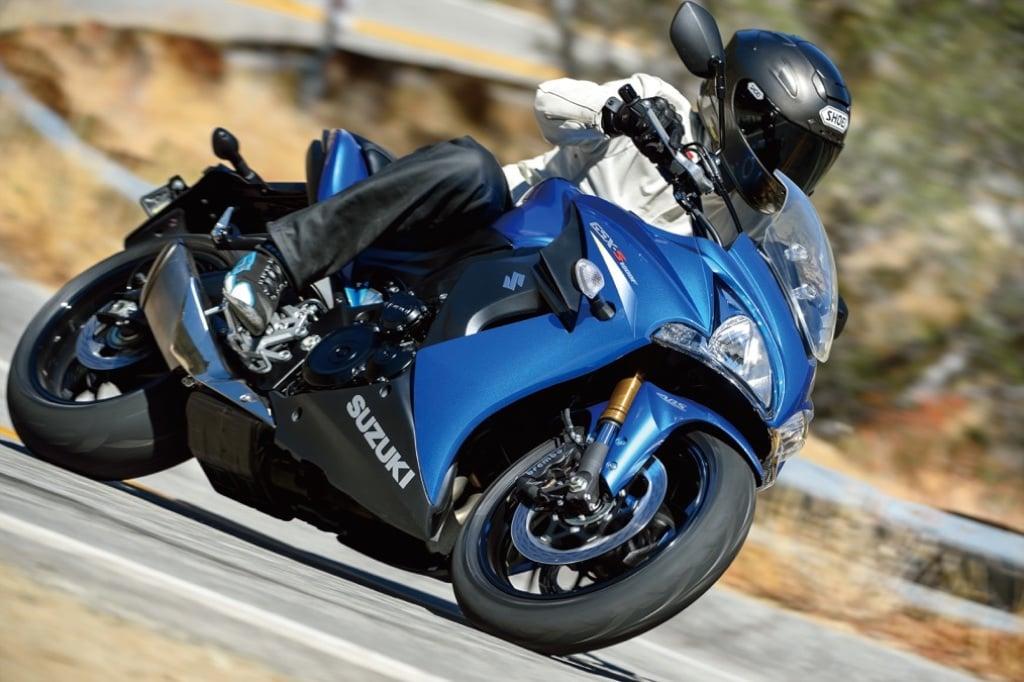 Top 15 New Motorcycles Ridden In 2015   GSX-S1000