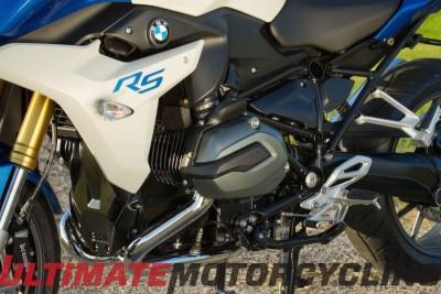 2016 BMW R 1200 RS Test engine horsepower