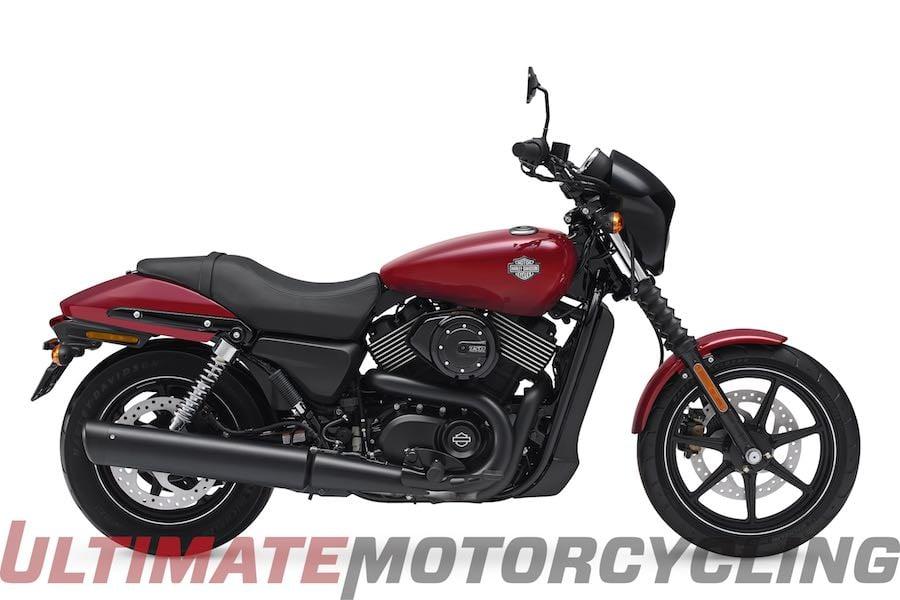 2016 Harley-Davidson Street 750 | Buyer's Guide