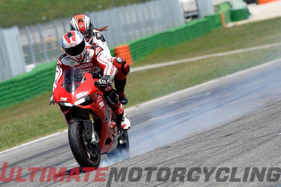 World Ducati Week 2016 Dates
