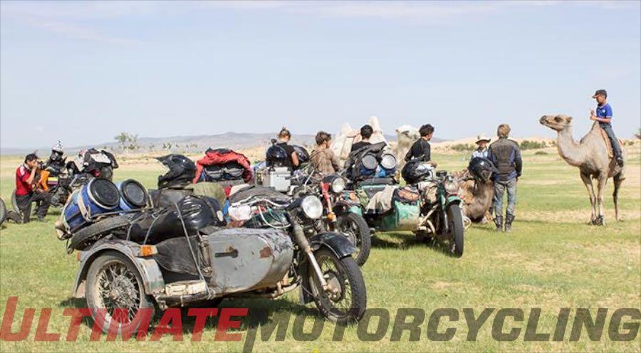 5 Artists - 4 Urals - 19,000 Miles   Leavinghomefunktion Motorcycle Travel