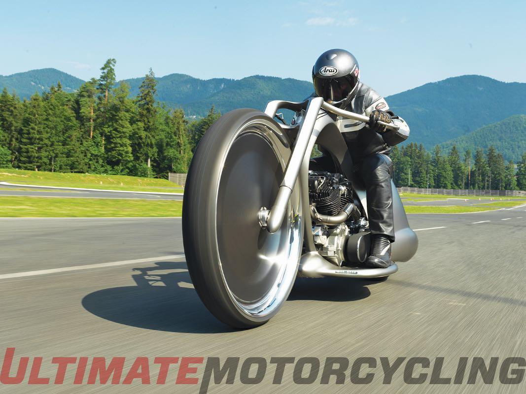 AkrapovičFull Moon Custom Motorcycle Review | Lunar Effect