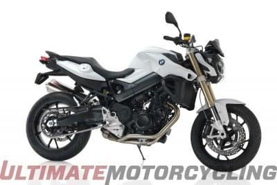 2016 BMW F 800 R horsepower