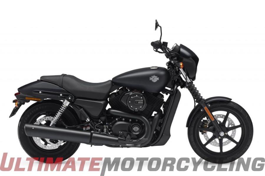 2016 Harley Davidson Street 500 Motorcycle Er S Guide