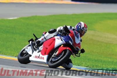 2016 Honda RC213V-S Test at Valencia