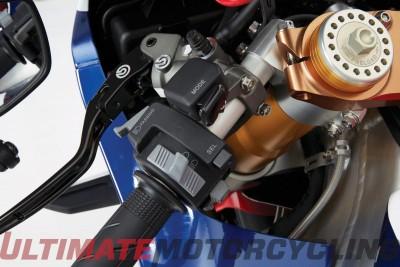 2016 Honda RC213V-S controls clutch
