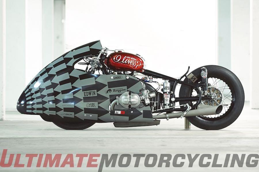 Lucky cat garage sprintbeemer furtherer custom motorcycle for Garage custom moto