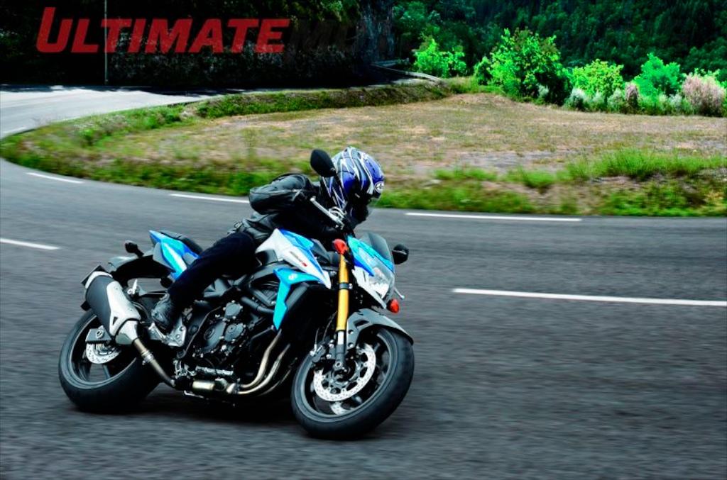 2015 Suzuki Motorcycle Sales - Record Month in December - GSX-S750
