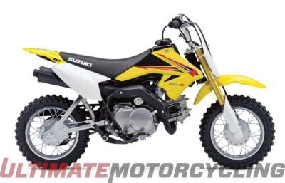 2015 Suzuki Motorcycle Sales - Record Month in December DR70