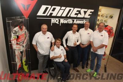 MotoAmerica Partners with Dainese & AGV