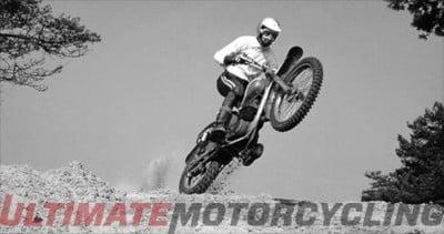 Gerrit Wolsink Honored at San Diego 2 Supercross