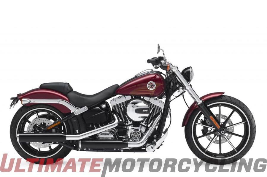 2016 Harley-Davidson Breakout