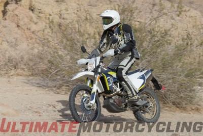 2016 Husqvarna 701 Enduro test