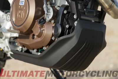 2016 Husqvarna 701 Enduro skid plate