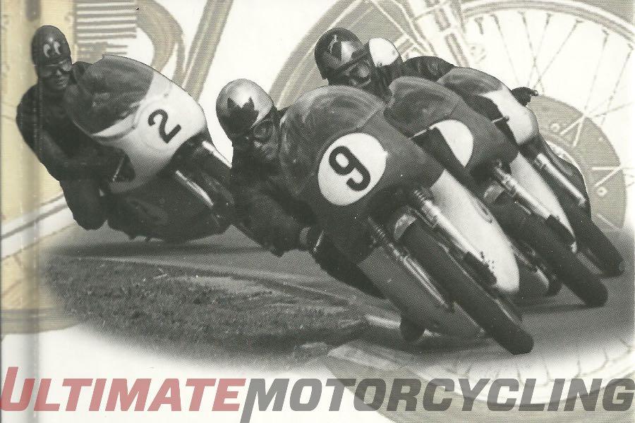 Racing Line by Bob Guntrip shows British road racing history