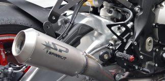 MOTO-D Racing BMW S 1000 RR Exhaust