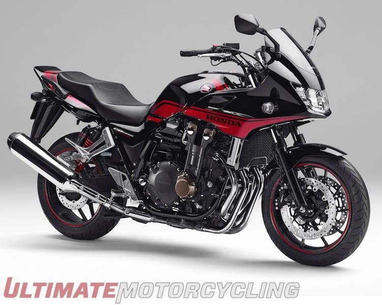 Tokyo Motorcycle Show Honda Cb1300 Super Bol D Or E