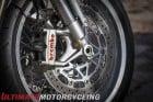 2016 Triumph Thruxton R Brembo brakes
