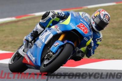 Suzuki Maverick Vinales to 2016 MotoGP