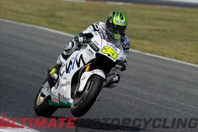 Honda Cal Crutchlow to 2016 MotoGP