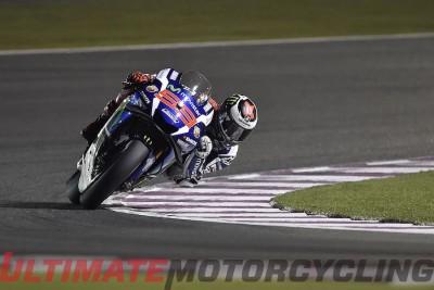 2016 Qatar MotoGP Results | Yamaha Jorge Lorenzo