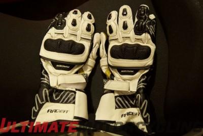 used Racer High Speed Gloves